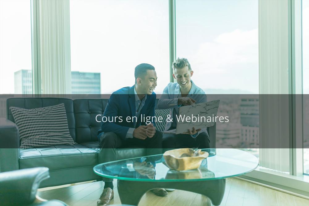 5 nouveaux cours en ligne sont maintenant offerts en partenariat avec ECO Canada : unir nos forces pour le développement des compétences !