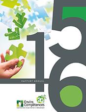 EnviroCompétences dévoile son rapport annuel 2015-2016!