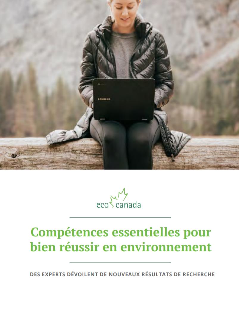 Les compétences essentielles pour bien réussir en environnement - Des experts dévoilent de nouveaux résultats de recherche