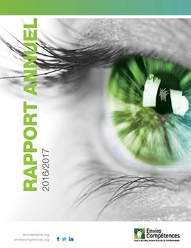 Découvrez nos réalisations en consultant notre rapport annuel 2016-2017!