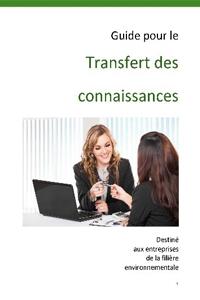 Le transfert des connaissances en entreprise : la continuation assurée!